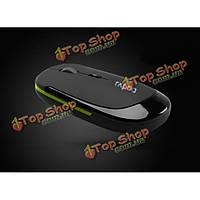 2.4 ГГц беспроводная мышь Ultra тонкий приемник USB беспроводная оптическая мышь