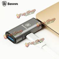 Baseus USB с Type-C USB 3.0 адаптер для зарядки дата-центра для новых MacBook хромбук LeTV телефон