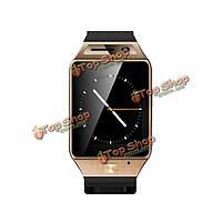 Gv08s умный экран TFT часы 1.54-дюйма дистанционного экономка наручные часы для Андроид  OS телефонов