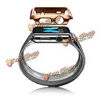 G-Case 38мм 42мм блестящие покрытия Series PC защитный чехол для защиты оболочки Apple часы