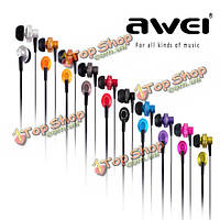 AWEI ES-900i-вкладыши гарнитуры стереозвук наушники для iPhone