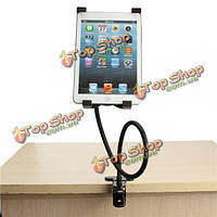Gooseneck 360° вращающийся ленивый кровать стол держатель стенд кронштейн крепление для iPad 2/3/4 воздуха 5-дюймов-9.5-дюймов ПК Tablet