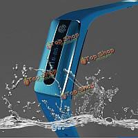 Hb02 водонепроницаемый смарт Bluetooth  браслет монитор трекер активности фитнес-частота пульса для Ios андроид