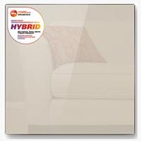 Электропанель Опал Гибрид 375 Вт (белый цвет)