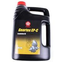 Трансмиссионное масло Texaco Geartex EP-C 80W-90 5л