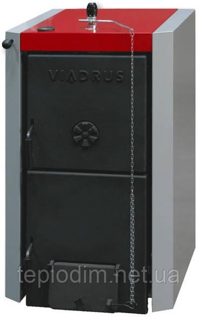 Чугунный твердотопливный котел Viadrus Hercules U22 D 5, фото 1