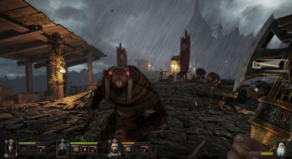 Консольный релиз Warhammer: End Times – Vermintide состоится в октябре