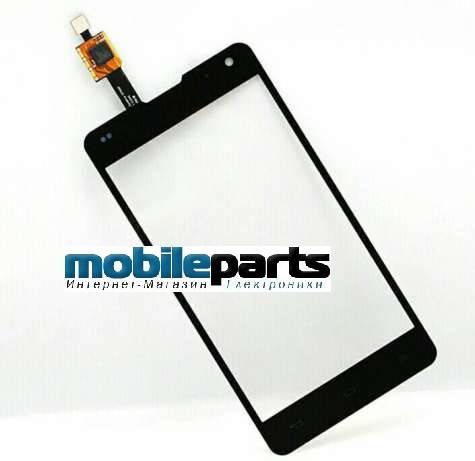Оригинальный Сенсор (Тачскрин) для LG E975 | Optimus G (Черный)