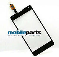 Оригинальный Сенсор (Тачскрин) для LG Optimus G, LS970, E971, E973, E975, E976, E977, F180 (Черный)