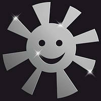 Декоративное акриловое зеркало «Солнышко», Juergen