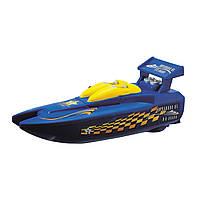 """Игрушечные машинки и техника «Dickie Toys» (3772002) скоростной катер """"Wave Fun"""", 18 см (синий)"""