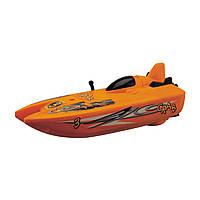 """Игрушечные машинки и техника «Dickie Toys» (3772002) скоростной катер """"Wave Fun"""", 18 см (оранжевый)"""