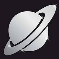 Декоративное акриловое зеркало «Сатурн», Juergen