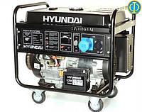 Бензинова електростанція Hyundai HHY7000FE (Хюндай 7000)