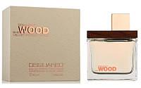 Женская парфюмированная вода Dsquared2 She Wood Velvet Forest Wood (купить женские духи дискваред 2 ши вуд)