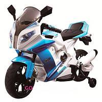 Мотоцикл детский аккумуляторный лицензионный Bambi BMW HA528 (S1000),(М 2769) синий