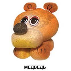 Травянчик декоративный Медведь, фото 2