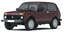 Кенгурятники на Lada НИВА 21 (1985-2016)