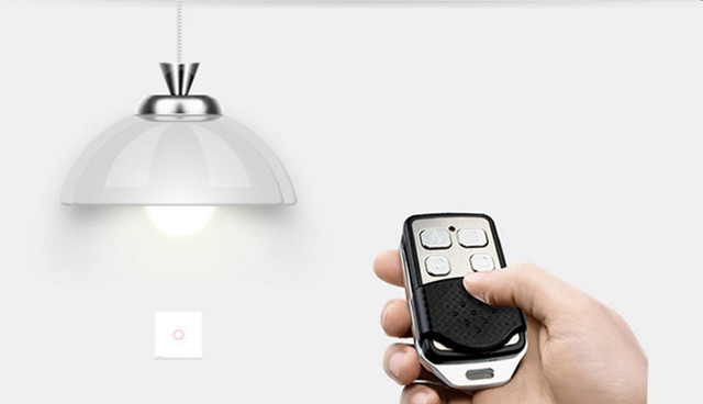 С выключателями диммерами Livolo можно настроить уровень освещенности