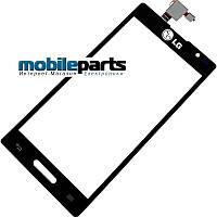 Оригинальный Сенсор (Тачскрин)  для LG Optimus P768 (Черный)