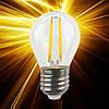 Светодиодная лампа Biom Filament G45 4W E27