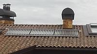 Развоздушивание солнечных коллекторов. Киев и область., фото 1