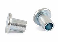 Заклепка DIN 7338  для фрикционных накладок тормозных колодок и накладок сцепления
