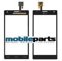 Оригинальный Сенсор (Тачскрин) для LG P880 | Optimus 4X HD (Черный)