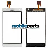 Оригинальный Сенсор (Тачскрин) для LG P880 | Optimus 4X HD (Белый)