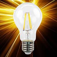 Светодиодная лампа Biom Filament A60 4W E27