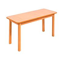 Детский деревянный столик одно- или двухместный