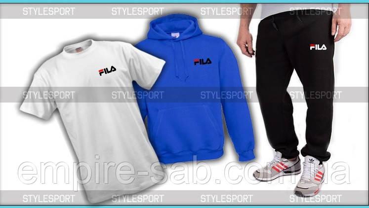 Спортивный костюм тройка FILA для мужчин  продажа 3a27109b3d106