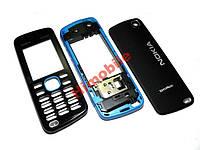 Корпус Nokia 5220 синий High Copy