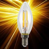 Светодиодная лампа Biom Filament С37 4W E14