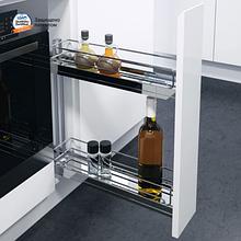 Система выдвижных карго для кухни