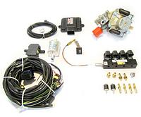 Комплект STAG-4 GO-FAST, ред. Atiker SR08 150 л.с., ДТР, форс. RAIL, ф. 1-1