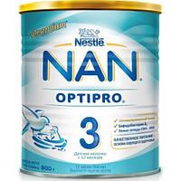 Nestle Молочная смесь NAN 3 800 г