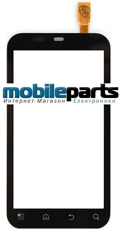 Оригинальный Сенсор (Тачскрин) для Motorola Defy MB525 | MB526  (Черный)