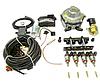 Комплект STAG-4 Q-BOX BASIC, ред. Gurtner Basic 245 л.с., форс. Hana Rail кр, МН, штуцера, ф 1-1, ГК