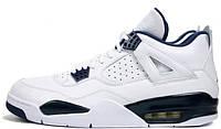 Баскетбольные кроссовки Nike Air Jordan IV Retro, Найк Аир Джордан ретро белые
