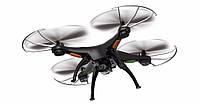 SYMA Квадрокоптер X 5 SW  Explorers-2 с 4-х канальным  2,4 Ггц управлением и FPV - камерой  (31 см), фото 1