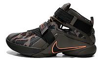 Баскетбольные кроссовки Nike Zoom LeBron, Найк Леброн зеленые
