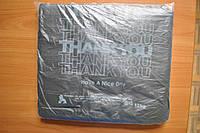 Полиэтиленовый пакет майка Thank you 12 Эбос 270*480