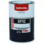 Автоэмаль акриловая NOVOL Optic LADA 121, цвет Реклама (красный)