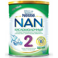 Nestle Молочная смесь NAN Кисломолочный 2,  400 г