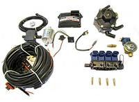 Комплект STAG-4 Q-BOX BASIC, ред. STAG 120 л. с. (до 80 кВт) , форс. OMVL, фільтр 1-1