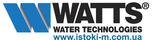 Балансировочный клапан WATTS SRV IG WattFlow со встроенным расходомером 2