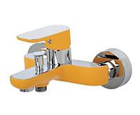 Смеситель для ванны Venezia Kapadokya 5010901-08 желтый