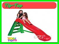 Детская горка 2м марки Tobi Toys