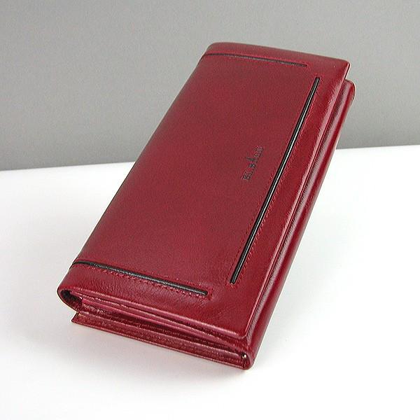 bf8f6c922f51 Темно-красный кошелек Bl Balli кожаный женский: продажа, цена в ...
